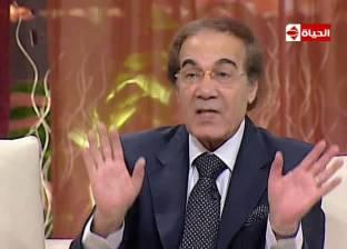 هنيدي ناعيا محمود ياسين: البقاء لله.. ربنا يرحمك يارب