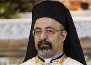 """""""الكاثوليكية"""" تعلن الصلاة للسيسي وتعده باستمرار مساندة مصر في الخارج"""