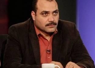 """محمد الباز: أبو الفتوح """"فأر"""" ذهب للمصيدة.. """"محدش زقة"""""""