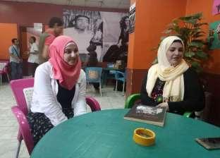«أمانى» و«صفاء» سوريتان تحاربان العنف المجتمعى بـ«فتاة المريخ»