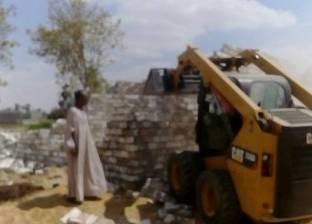المسطحات المائية: ضبط 14 قضية تلوث على النيل بالبحيرة