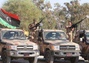 """""""سكاي نيوز"""": مجموعة تابعة لجهاز الأمن العام سلمت عتادها للجيش الليبي"""