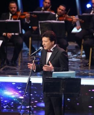 محمد الحلو يشعل اليوم الرابع من مهرجان الموسيقي العربية
