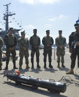 استمرار فعاليات تدريبات النجم الساطع 2018 بقاعدة محمد نجيب العسكرية