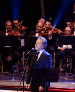 حفل مروان خوري بمهرجان الموسيقى العربية