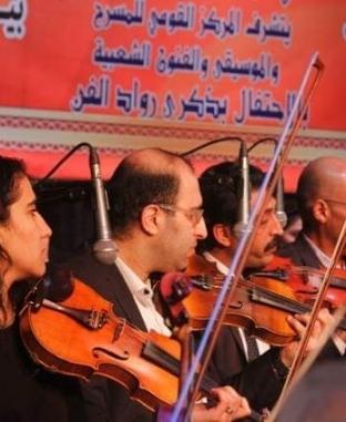 """حفل ذكرى وفاة """"شاعر الشعب"""" بيرم التونسي في الأوبرا بحضور نجوم الفن"""