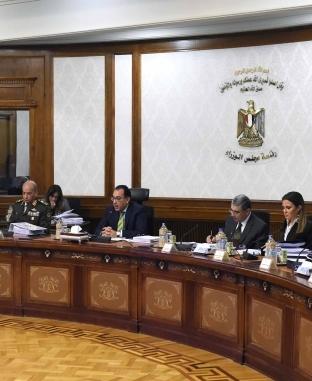 مدبولي يرأس اجتماع الحكومة الأسبوعي