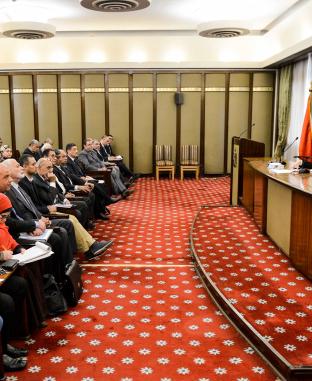 اجتماع لجنة الخطة والموازنة بمجلس النواب