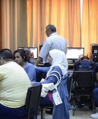 تنسيق المرحلة الثالثة للجامعات بجامعة عين شمس