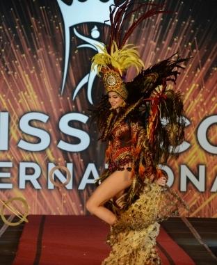 متسابقات ملكة جمال العالم للسياحة والبيئة 2019