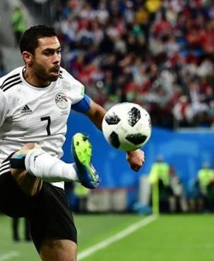 ملخص مباراة روسيا ومصر بكأس العالم (3 - 1)