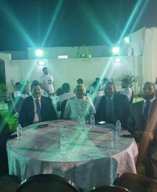 احتفالات الجالية المصرية بمنطقة الأحساء في السعودية بمناسبة الاستفتاء