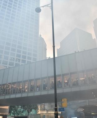 تواصل الاحتجاجات في هونج كونج.. والقبض على عدد من المتظاهرين