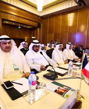 """افتتاح مؤتمر العمل العربي تحت شعار """"علاقات العمل ومتطلبات التنمية"""""""