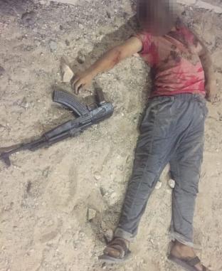 مقتل 11 إرهابيا في تبادل إطلاق نار مع قوات الأمن بالعريش