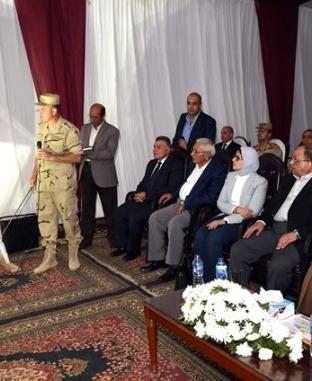 جولة رئيس الوزراء في الدقهلية ومدينة الأثاث بدمياط