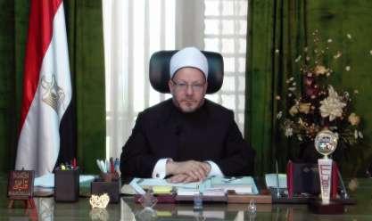شوقي علام: دار الإفتاء على اتساق تام مع ما يطلبه السيسي