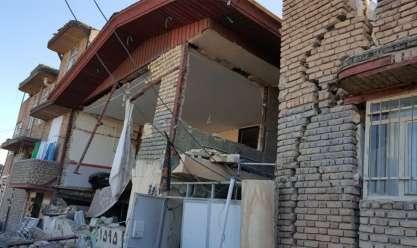 """بعد زلزال الأحد """"القاتل"""".. هزة أرضية بقوة 4.4 ريختر تضرب غرب إيران"""