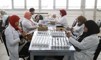 مصر تُنير «منازل أوروبا» بـ2.5 مليون لمبة شديدة التوفير.. و«العربية للتصنيع»: نسعى لزيادة التصدير