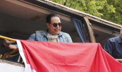 حكيم يدعو المواطنين للمشاركة في الاستفتاء على التعديلات الدستورية