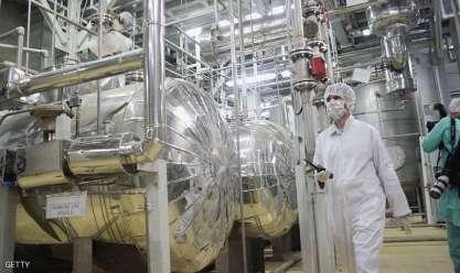 """عاجل  إيران تعلن وقف التزامها بكمية اليورانيوم """"المتفق عليها"""""""