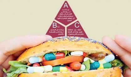 هوس المكمّلات الغذائية يؤثر على الصحة: الفيتامين فيه سم قاتل