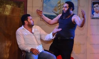 """افتتاح مسرحية """"ياواد يا بت"""""""