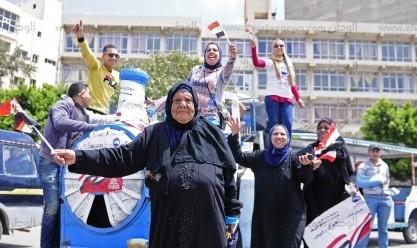 """""""طفطف الاستفتاء"""" يحث المواطنين على المشاركة في الاستفتاء بالإسكندرية"""