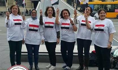 الجالية المصرية في أمريكا تستعد لاستقبال الرئيس السيسي الأسبوع المقبل