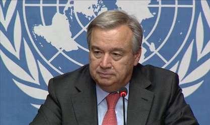 """الأمين العام للأمم المتحدة يدين """"هجوم الأهواز"""""""