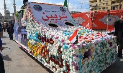 ختام فعاليات الاحتفالات بالعيد القومي للدقهلية