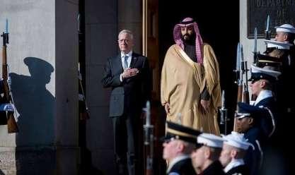 بالصور| قبل بن سلمان.. مسؤولون عرب زاروا البنتاجون منهم السيسي وطنطاوي
