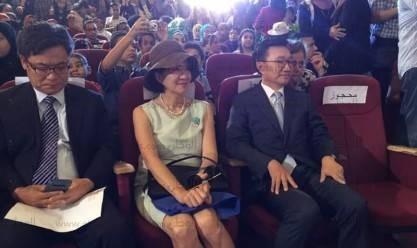 سفير كوريا بمصر: تبادل مشاهدة الأفلام يساعد على فهم التنوع بين الشعبين