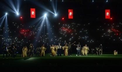 حفل افتتاح بطولة أمم أفريقيا للشباب