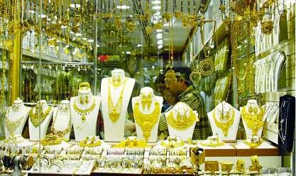 الذهب يرتفع 3 جنيهات وعيار 21 بـ596 جنيها