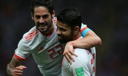 «إيسكو» يتعادل للمنتخب الإسباني أمام المغرب