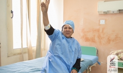قوافل «نور حياة» تجوب المحافظات للكشف عن مسببات ضعف وفقدان الإبصار