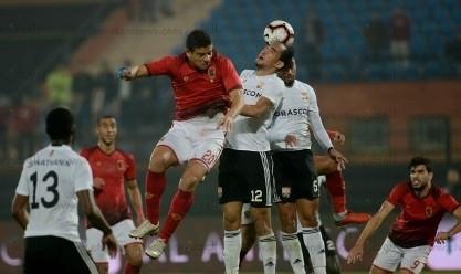 """الأهلي عاشر الدوري بالفوز على الجونة بهدفي """"الحاوي"""" و""""الشيخ"""""""