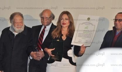تكريم الفخراني وليلى علوي وجلال الشرقاوي في ختام مهرجان جمعية الفيلم