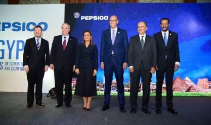 """رئيس """"بيبسيكو"""": عرضنا على السيسي اختيار مصر كـ""""مركز تصدير للعالم"""""""