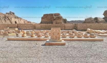في 15 صورة.. معبد دندرة يتحول لمتحف مفتوح