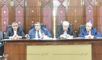 اجتماع أعضاء عدد من لجان مجلس النواب