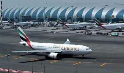 الطيران المدني الإماراتي ينفي شائعة سقوط طائرة في دبي