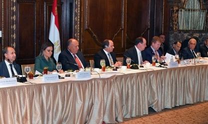 السيسي: مصر الأولى في الدول المستقبلة للاستثمارات الأمريكية في أفريقيا