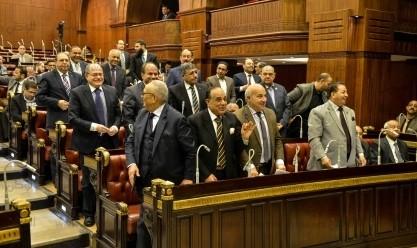 """أعضاء """"تشريعية النواب"""" يصوتون على التعديلات الدستورية"""