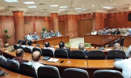 محافظ بورسعيد: 37 مليون جنيه حصيلة مجموعات التقوية المدرسية