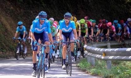 المرحلة الخامسة عشرة من سباق لا فويلتا للدراجات في إسبانيا لعام 2019