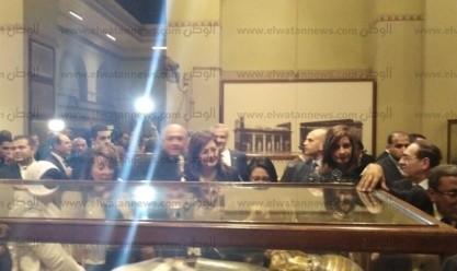 العناني: 214 قطعة ليويا وتويا بديلة لآثار توت عنخ آمون بالمتحف المصري