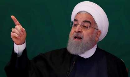 عاجل| روحاني يقترح استفتاء شعبيا بشأن البرنامج النووي الإيراني