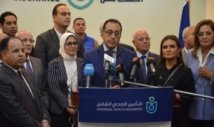 رئيس الوزراء: ثورة لإصلاح الدولة المصرية بقيادة السيسي